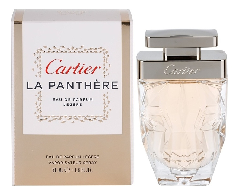 Cartier La Panthere Legere: парфюмерная вода 50мл cartier la panthere туалетная вода