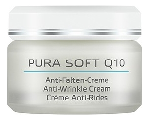 Крем для лица с коэнзимом Q10 Pura Soft Q10 Anti-Wrinkle Cream 50мл