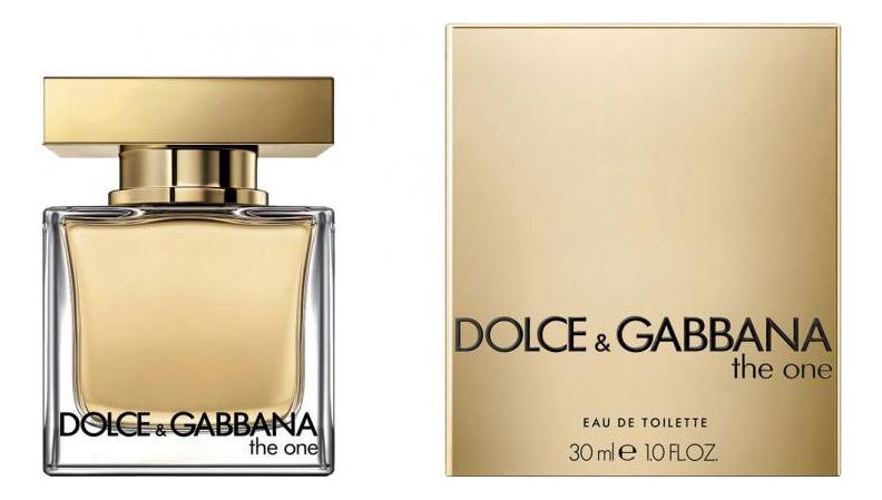 Dolce Gabbana (D&G) The One Eau de Toilette: туалетная вода 30мл недорого