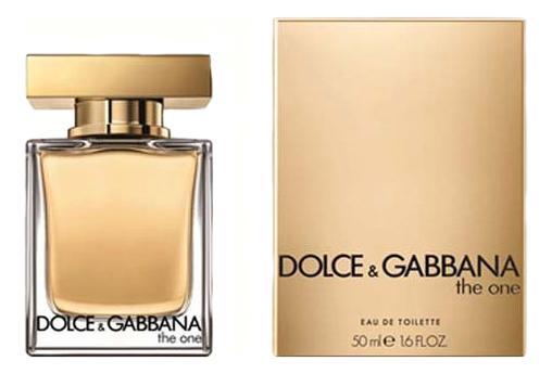 Купить The One Eau de Toilette: туалетная вода 50мл, Dolce & Gabbana