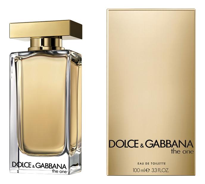 Dolce Gabbana (D&G) The One Eau de Toilette: туалетная вода 100мл недорого