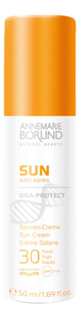 Купить Крем солнцезащитный с защитой ДНК Sun Anti Aging Cream DNA-Protect SPF30 50мл, Annemarie Borlind