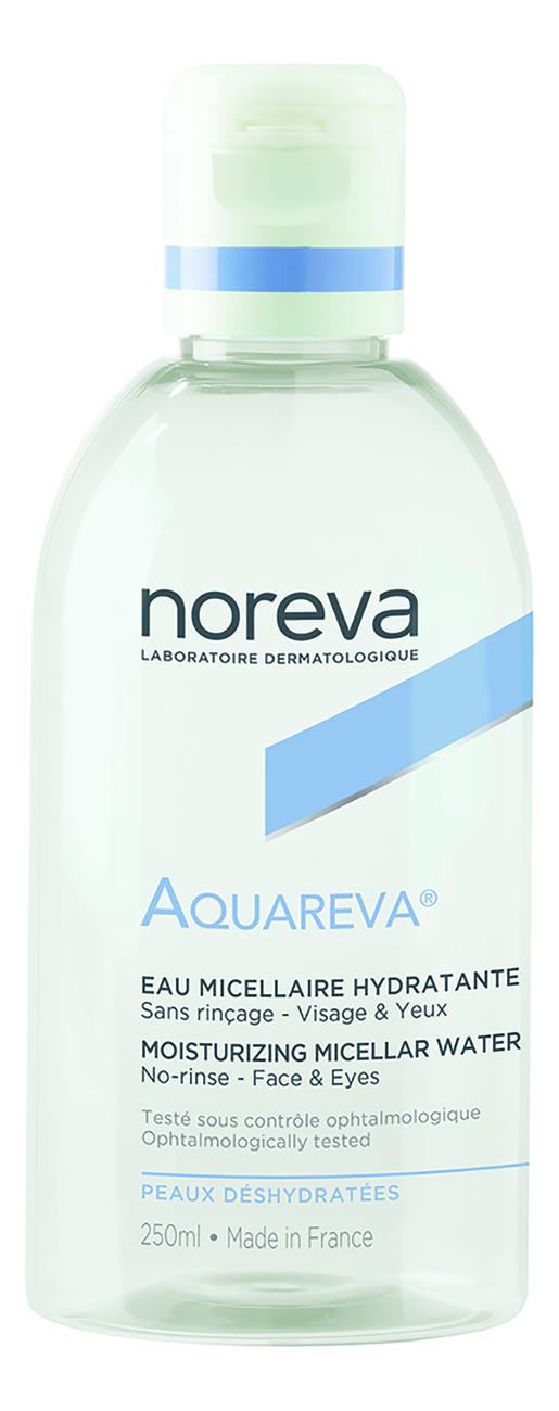 Увлажняющая мицеллярная вода для обезвоженной кожи Aquareva Moisturizing Micellar Water: Мицеллярная вода 250мл