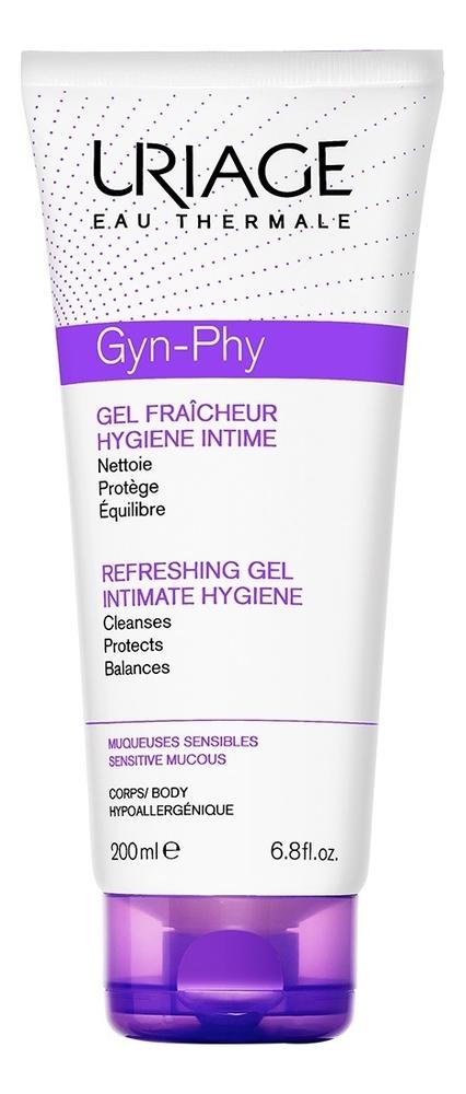 Гель для интимной гигиены GYN-PHY Toilette Intime Gel Fraicheur: Гель 200мл gyn ecology