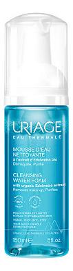 Фото - Очищающий мусс для лица Eau Thermale Mousse Deau Nettoyante 150мл la biosthetique мусс mousse nettoyante клеточно активный очищающий с увлажняющим действием 150 мл