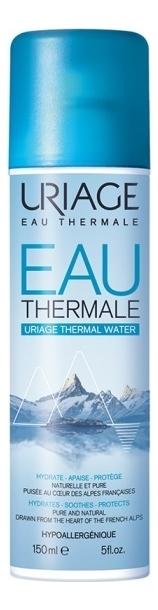 Термальная вода Eau Thermale Thermal Water: Вода 150мл vichy термальная вода eau thermale 150 мл