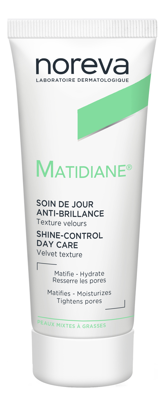 Матирующий дневной крем для лица Matidiane Anti-Shine Day Treatment 40мл
