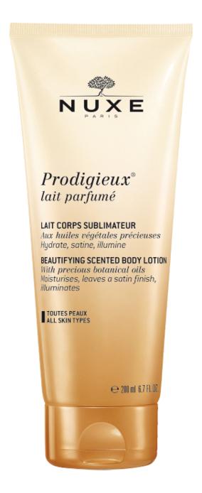 Купить Парфюмерное молочко для тела Продижьез Lait Parfume: Молочко 200мл, NUXE