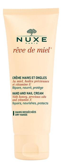 Крем для рук и ногтей РЭВ ДЕ МЬЕЛЬ Miel Hand And Nail Cream: Крем 50мл крем nuxe nirvanesque enrichie