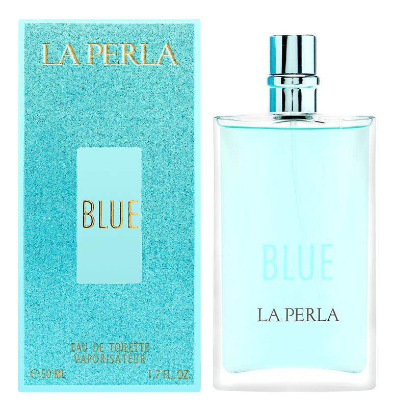 La Perla Blue: туалетная вода 50мл la perla купальный бюстгальтер