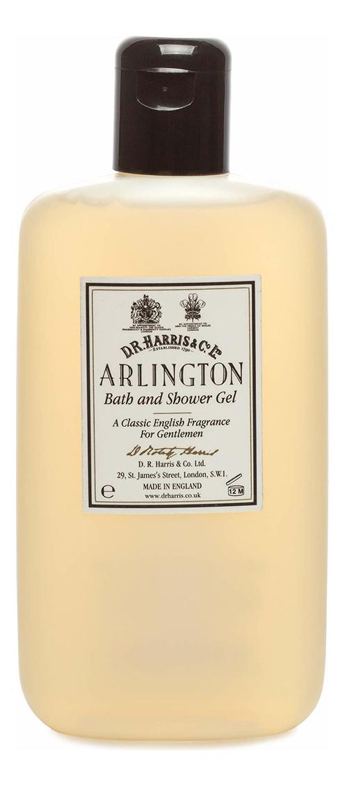 Гель для душа Arlington Bath & Shower Gel 250мл (цитрус, папоротник) гель для душа energizing shower gel green tea гель для душа 250мл