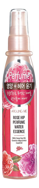 Эссенция для волос Around Me Rose Hip Perfume Water Essence 200мл lancome absolue precious cells rose essence эссенция absolue precious cells rose essence эссенция