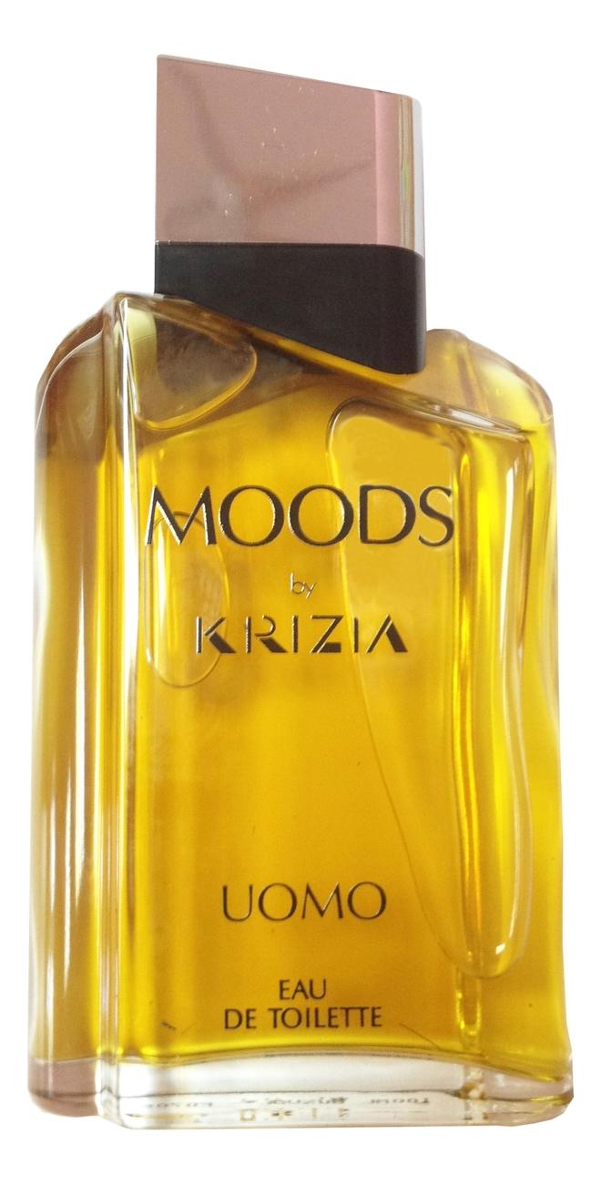 цена Krizia Moods By Krizia Uomo Винтаж: туалетная вода 50мл онлайн в 2017 году