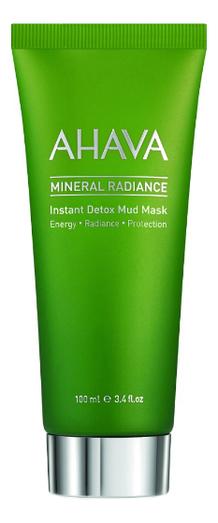 Купить Минеральная грязевая маска для лица Mineral Radiance Instant Detox Mud Mask 100мл, AHAVA