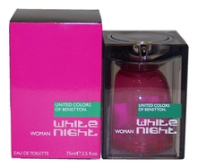 Benetton  White Night Woman