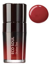 Тинт для губ двухслойный Eco Soul Shaker Tint 10г: 01 Bloody Day