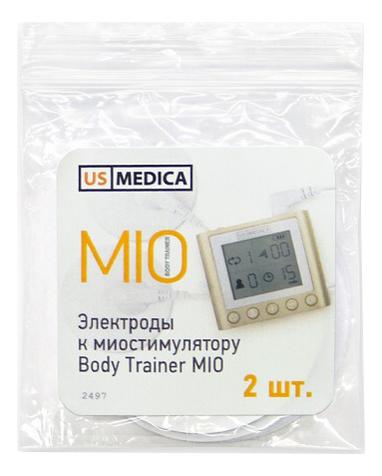 Электроды к миостимулятору Body Trainer MIO 2шт