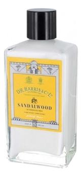 Бальзам после бритья After Shaving Milk 100мл: Sandalwood (сандаловое дерево)