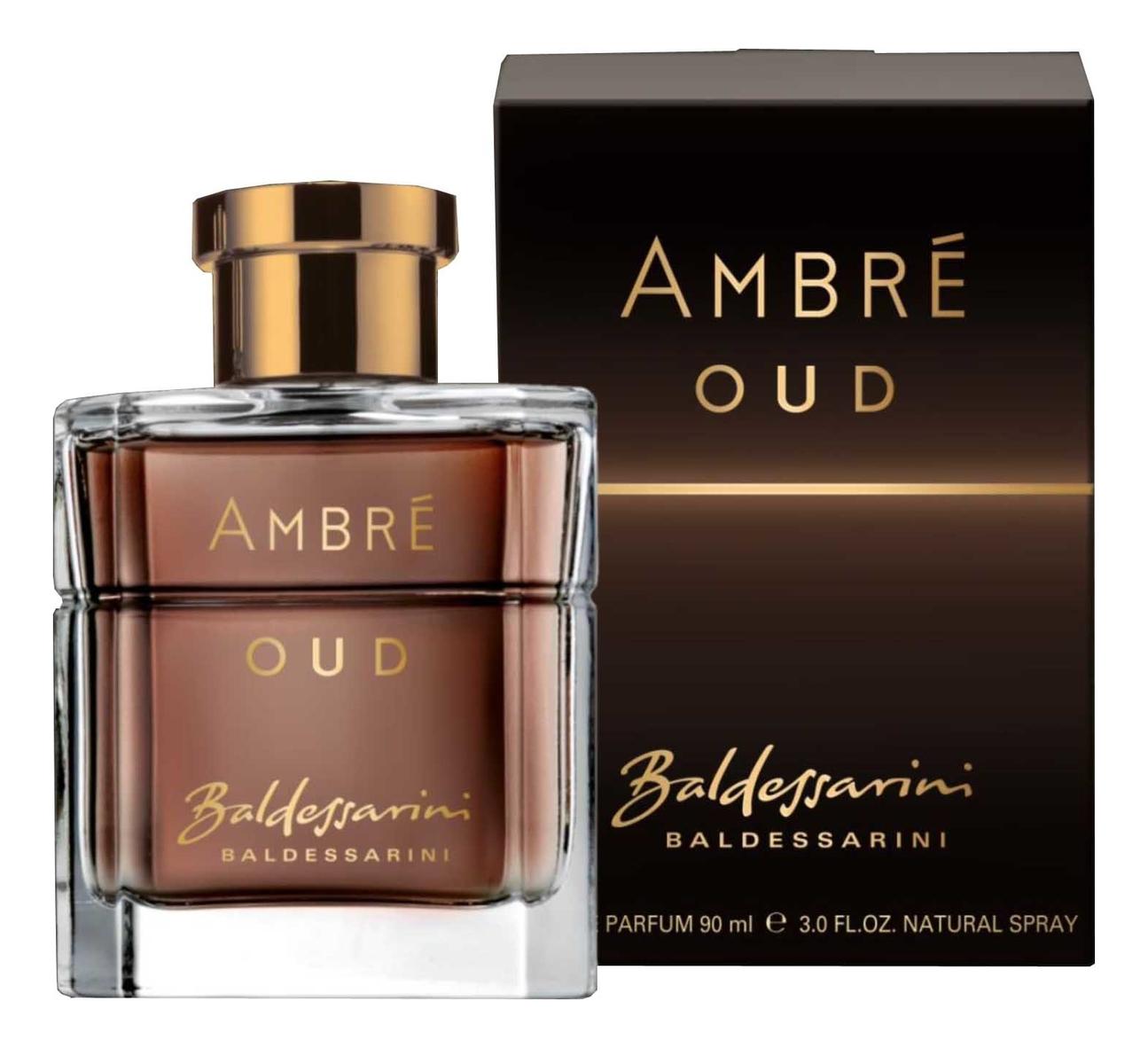 Купить Ambre Oud: парфюмерная вода 90мл, Baldessarini