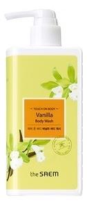 Гель для душа Touch On Body Vanilla Wash 300мл (ваниль)