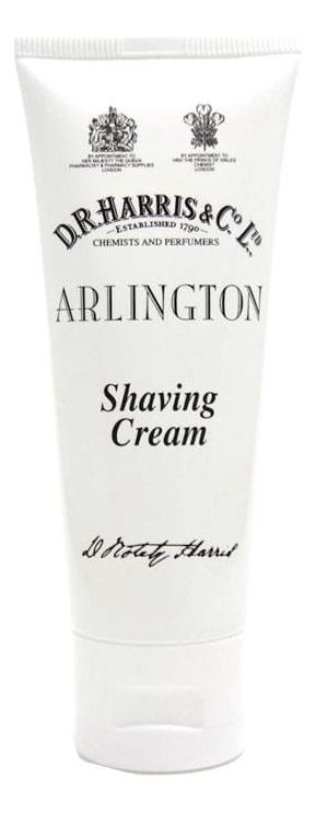 Крем для бритья в тюбике Shaving Cream 75г: Arlington (цитрус, папоротник) шампунь в тюбике
