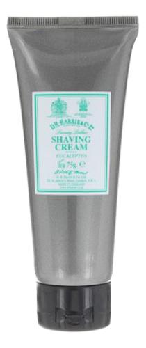 Крем для бритья в тюбике Shaving Cream 75г: Eucalyptus (ментол, алоэ) шампунь в тюбике