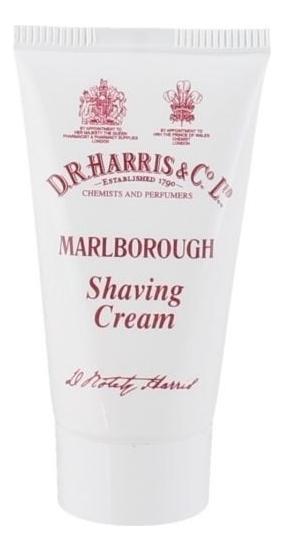 Крем для бритья в тюбике Shaving Cream 75г: Marlborough (цитрус, кедр, сандал) шампунь в тюбике