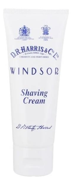 Крем для бритья в тюбике Shaving Cream 75г: Windsor (цитрус) шампунь в тюбике