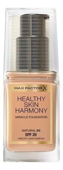 Тональная основа Healthy Skin Harmony Miracle Foundation SPF20 30мл: 50 Natural