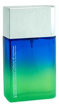 Paco Rabanne Ultraviolet Colours of Summer Man: туалетная вода 100мл тестер