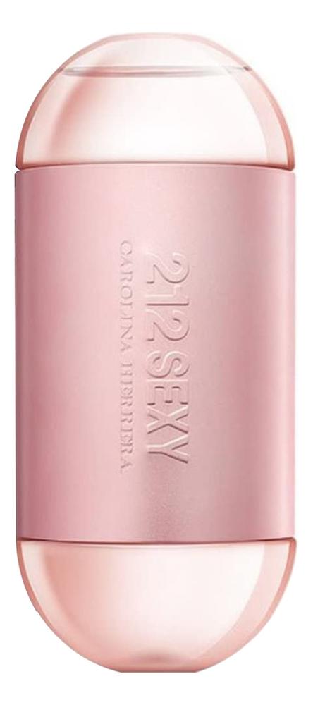 Carolina Herrera 212 Sexy Women: парфюмерная вода 100мл тестер