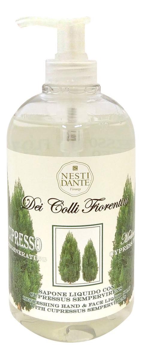 Жидкое мыло Dei Colli Fiorentini Regenerating Cipresso Tree 500мл (восстанавливающий кипарис)