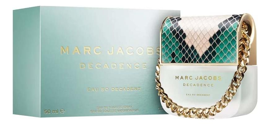Marc Jacobs Decadence Eau So Decadent: туалетная вода 50мл недорого