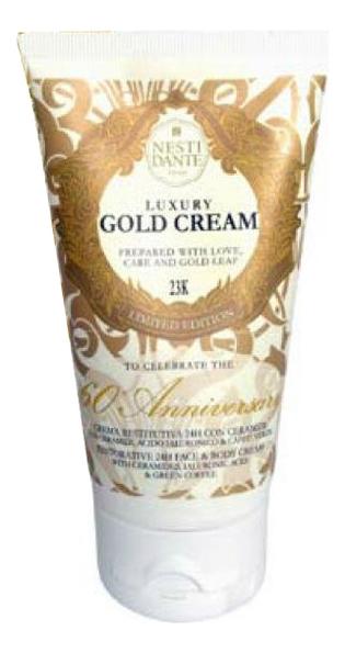 Крем для лица и тела 60th Anniversary Luxury Gold 150мл (юбилейный золотой)