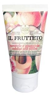 цена на Крем для лица и тела Il Frutteto Medlar & Jujube 150мл (мушмула и китайский финик)