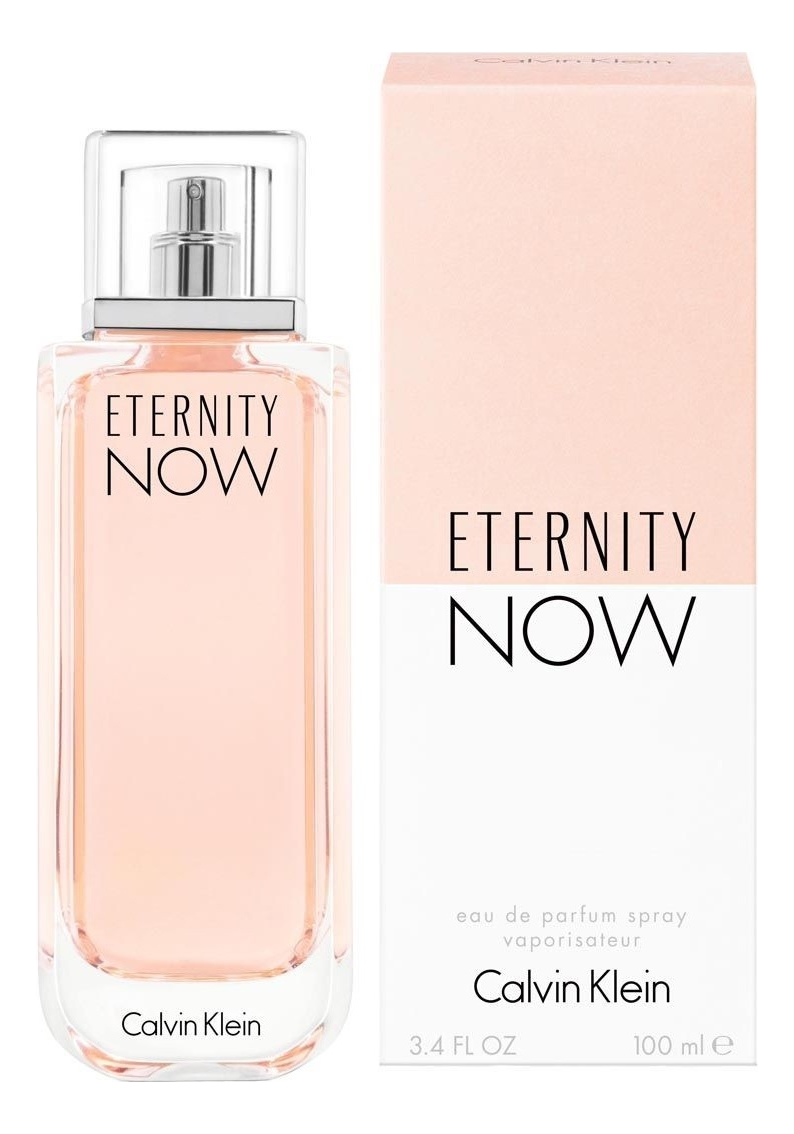 Купить Eternity Now For Women: парфюмерная вода 100мл, Calvin Klein