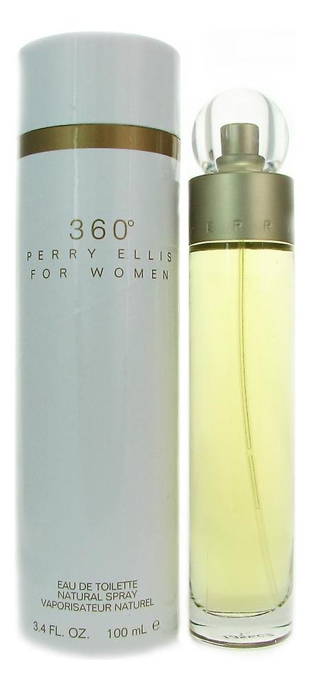 Купить 360 For Women: туалетная вода 100мл, Perry Ellis