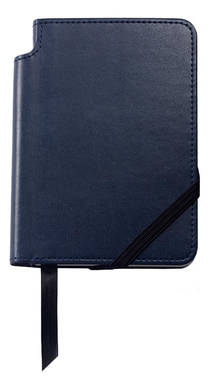 Записная книжка Journal Midnight Blue A6 (160 страниц в линейку)