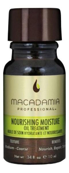 Увлажняющее масло для волос Professional Nourishing Moisture Oil: Масло 10мл macadamia nourishing moisture conditioner