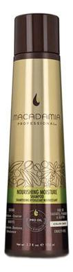 Питательный шампунь для всех типов волос Professional Nourishing Moisture Shampoo: Шампунь 100мл macadamia nourishing moisture conditioner