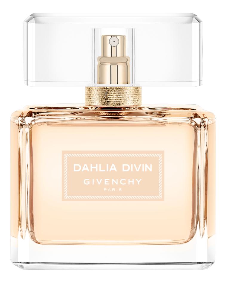 Givenchy Dahlia Divin Nude Eau De Parfum: парфюмерная вода 75мл тестер