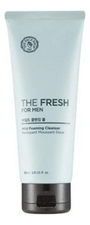 The Face Shop Пенка для умывания The Fresh For Men Mild Foaming Cleanser 150мл
