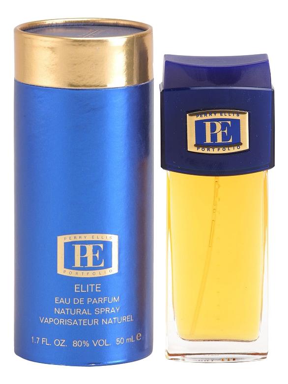 Perry Ellis Portfolio Elite: парфюмерная вода 50мл