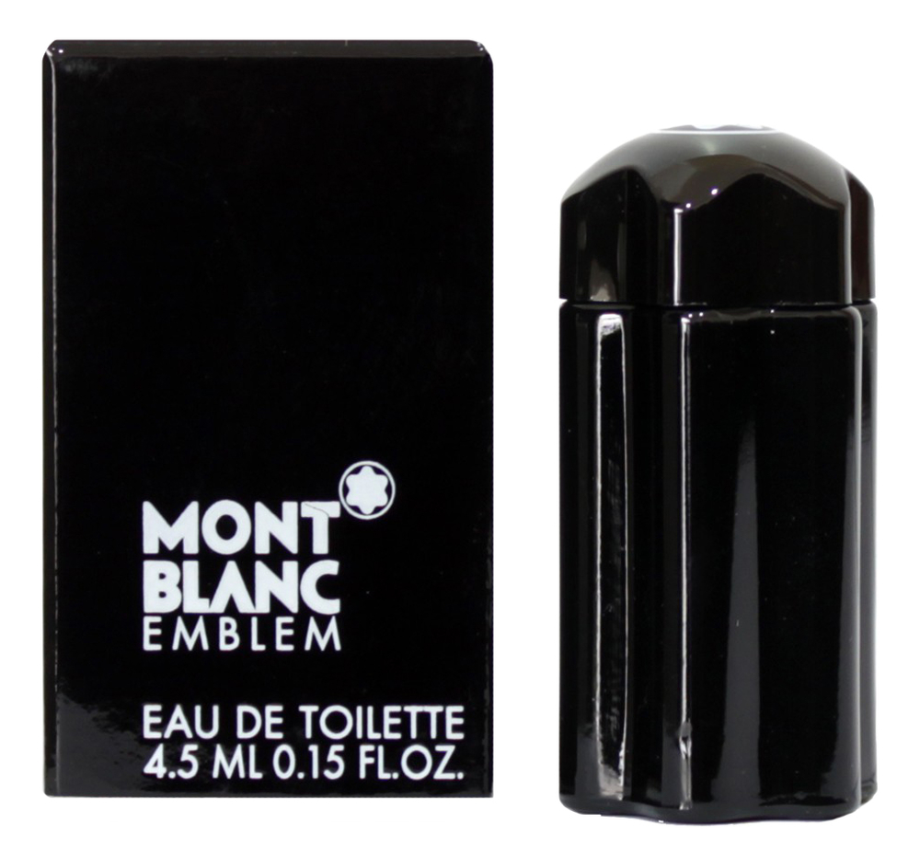 Mont Blanc Emblem: туалетная вода 4,5мл
