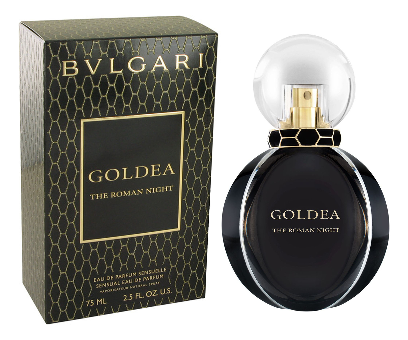 Goldea The Roman Night: парфюмерная вода 75мл недорого