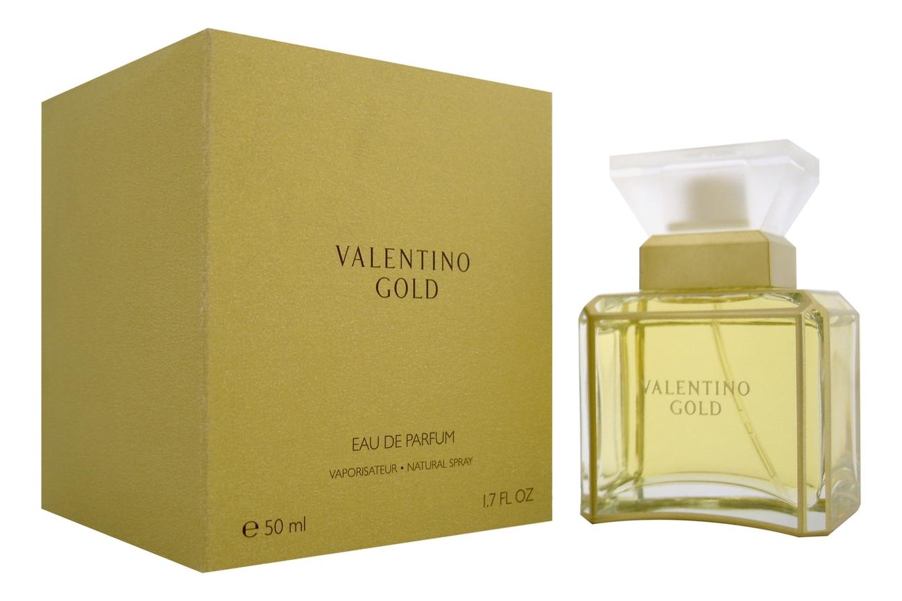 Valentino Gold: парфюмерная вода 50мл туника valentino red
