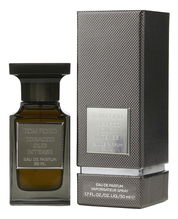 Купить Tobacco Oud Intense: парфюмерная вода 50мл, Tom Ford