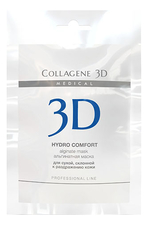 Medical Collagene 3D Альгинатная маска для лица и тела Hidro Comfort Professional Line Alginate Mask