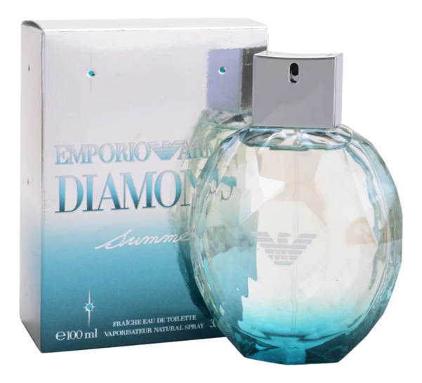 Armani Emporio Armani Diamonds Summer Fraiche: туалетная вода 100мл armani emporio diamonds парфюмерная вода 100мл тестер