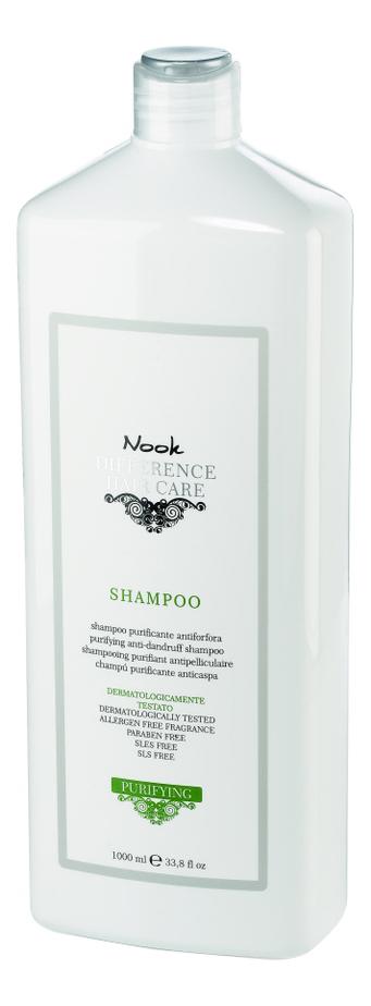 Купить Шампунь от перхоти Ph 5, 5 Difference Hair Care Purifying&Anti-Dandruff Shampoo: Шампунь 1000мл, 5 Difference Hair Care Purifying&Anti-Dandruff Shampoo, Nook
